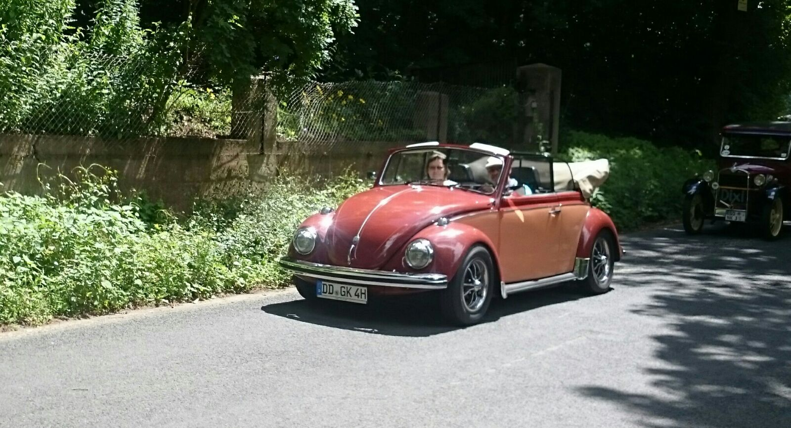 VW Käfer Cabriolet Karmann